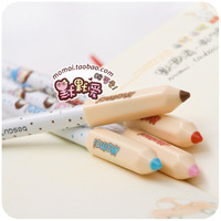 Hearts . momoi black 0.38mm unisex pen korea stationery