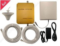GSM/WCDMA 900mhz/2100mhz 3G cell phone booster dual band GSM 900mhz and WCDMA UMTS 2100mhz GSM and 3G mobile phone repeater