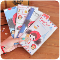 Hearts . prayuth girl sleeve pocket book small billbook 48k lounged billbook