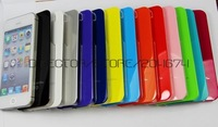 DIRECTOR Freeshipping 30pcs/lot  For iPhone 5 New Gilding Hard Plastic Case with logo(DT-103002)