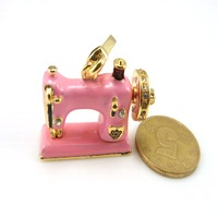 E 13 accessories fashion accessories sewing machine fashion pendant