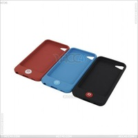 New,multi colors case for ipod touch 5, Silicon case for Apple iPod Touch 5 P-iPODTCH5SC007