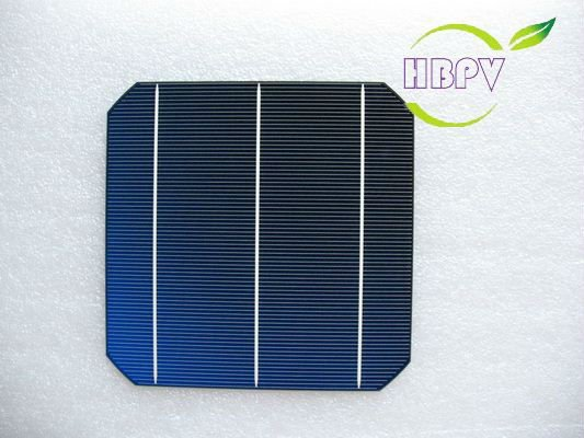 High Efficiency Monocrystalline Silicon Solar Cells 6x6 For Sale(China (Mainland))