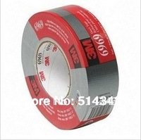 3M Duct Tape 6969/silver/48mm*55m/2pieces/lot