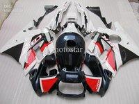 black Red/White ABS fairing kit FOR cbr 600 f2 1991 1992 1993 1994 CBR600 F2 91 92 93 94 #H2159