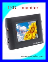 2.5 inch lcd colour rear view monitor