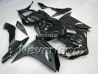 gloss/matte black fairings for YAMAHA 2007 2008 YZF R1 07 08 YZF-R1 Injection molding  fairing kit &  tank cover