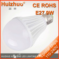 [Huizhuo Lighting] E27 9W /12w high power led global bulb, indoor decoration energy saving lamps