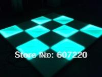 Led dance floor  RGB Panel  KTV Party Disco DJ Club lights free shippng