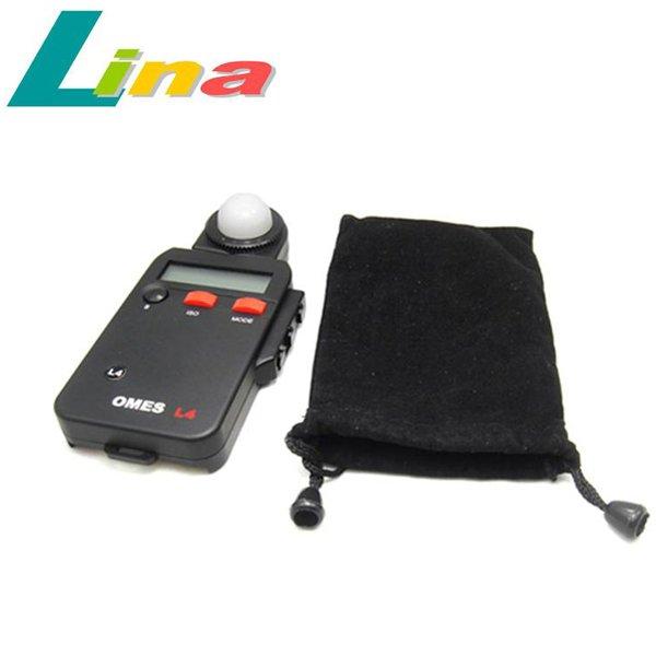 "Free Shipping OMES L4 2.0"" LCD Digital Light Meter Tester For DSLR SLR Camera(China (Mainland))"