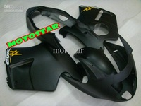 Free ship matte black Hi-quality ABS Fairings for CBR1100XX CBR 1100XX CBR1100 could DIY any color