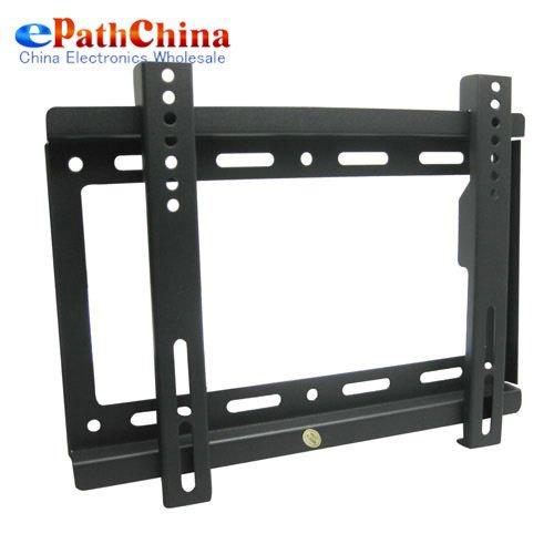 SPHC Universal TV Wall Mount Bracket For Most 14 ~ 32 Inch HDTV LED LCD Plasma Flat Panel TV Holder, Free Shipping(China (Mainland))