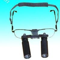 Quality Guarantee-Wholesale-8X Magnifier Loupe Surgical Optical Microscope/Binocular Loupe/ Loupes Operating Magnifying Glass