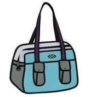 3d cartoons bag fashion women's handbag bag top bag