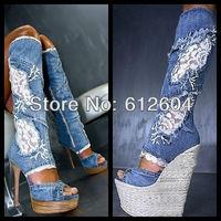 Женские ботинки 160