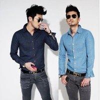 Мужская свадебная рубашка ZP , Slim fit shirt.m l XL xXL xxXL zh-045