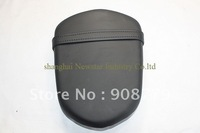 Black Rear Pillion Passenger Seat for Suzuki GSXR 600 750  K6 2006 2007 Free shipping Top quality