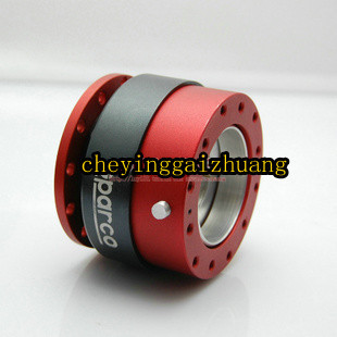 HIGH Quality Sparco steering wheel quick release quality quick release automobile race steering wheel quick release