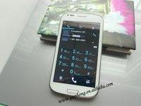 Мобильный телефон OEM 4.7' i9300 s3 android 4.1.1 mtk 6577 1.0g 8MP sim Amoled HD