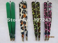 Free Shipping--eyebrow tweezers,personal care tools with fashion design,50 pcs/pack