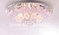 modern  led crystal lamp ceiling light living room lights  2046 aslo for wholesale