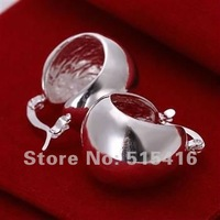 LQ-E052 Free shipping wholesale 925 silver earrings, 925 sterling silver jewelry, fashion jewelry earring ahea iyla rpua