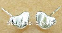 GY-PE044 Free shipping wholesale 925 silver earrings, 925 sterling silver jewelry, fashion jewelry earring apua jhba ryka