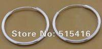 GY-PE086 Free shipping wholesale 925 silver earrings, 925 sterling silver jewelry, fashion jewelry earring arma jita saca