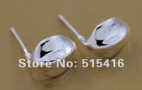 GY-PE050 Free shipping wholesale 925 silver earrings, 925 sterling silver jewelry, fashion jewelry earring apza jhga rypa