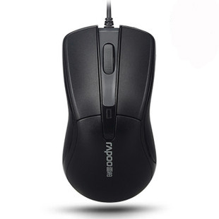Rapoo m120 gaming mouse computer usb wired mouse notebook mouse