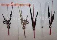 FREE SHIPPING 5 different Style hands Quartz Clock Movement Kit Spindle Mechanism shaft 12mm length BJ015 silent sweep mechanism