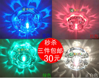 free  shipping Crystal lamp aisle lights entrance