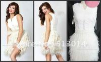 Коктейльные платья coudup dr1033