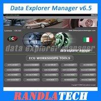 ECU Tool Data Explorer Manager v6.5 Send By CD Free Shipping