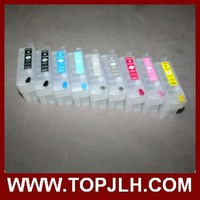 Refillable ink cartridge for Epson R3000