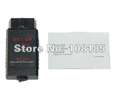 Free shipping Driver Box OBD2 IMMO with high quality(China (Mainland))