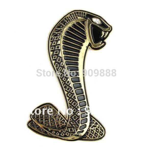 mustang mustang cobra symbol