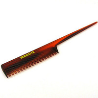FREE SHIPPMENT Maggie 2083 professional tail comb wool comb portable comb