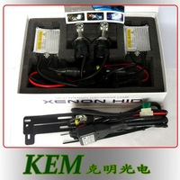 Free shipping  recommend H4 HI LO xenon HID kit slim ballast  8-32V 35W can be used in 12V car and 24V truch