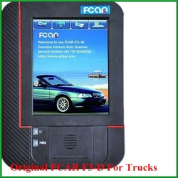 2012 Super Original FCAR F3-D truck diagnostic tool,can diagnose VOLVO, SCANIA, MAN, IVECO(China (Mainland))