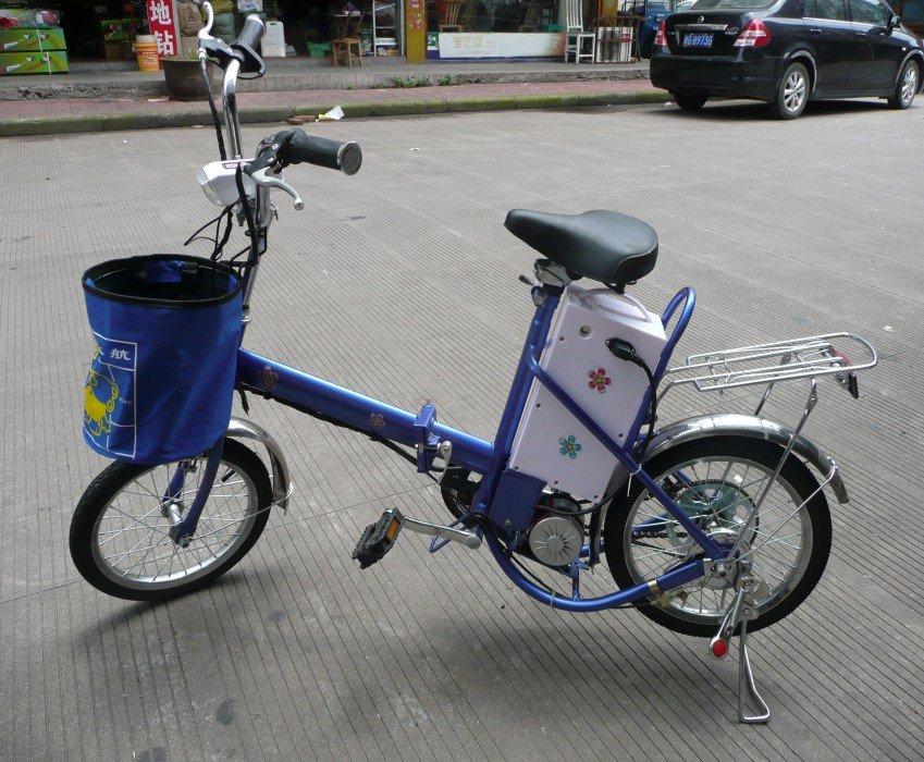 安い電動自転車モーター240w/16 ...