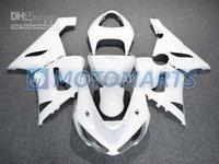 DIY white fairing kit FOR kawasaki ninja ZX6R 636 05 06 ZX-6R 2005 2006 ZX 6R 05-06 bodywork