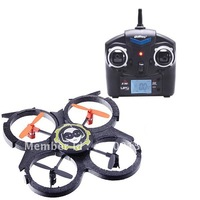 U816A 4CH 2.4G 3D 4-Axis RC Helicopter Built-in Gyro Quadcopter UFO U816 Upgrade