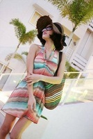 Free shipping women skirt dress swim suit sexy bikini cover up summer beach essential brand good quality 2012 new hot!!