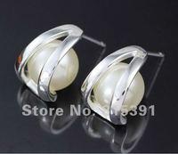 GY-PE340 Free Shipping 925 silver fashion jewelry earring 925 silver earrings wholesale bdga juna slwa