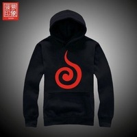 dota Naruto Ninja Sweater Naruto pajamas flag The new clothes Men Women fall and winter clothes Hooded hedging sweater jacket