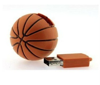Orange Ball Model USB 2.0 Flash Memory Stick Pen Drive 2GB 4GB 8GB 16GB 32GB LU119