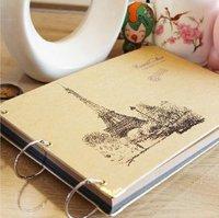 10 romantic diy photo album clipbook vintage photo album 2 corner posts