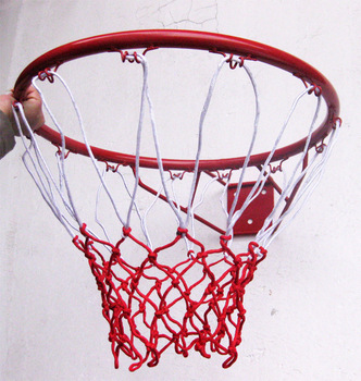 Basketball ring basketlike basketball basket standard basketball net professional basketball net quality