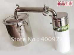 D886 Home brewing equipment distilled wine vessel capacity brewed liquor distiller all stainless steel 6054A(China (Mainland))